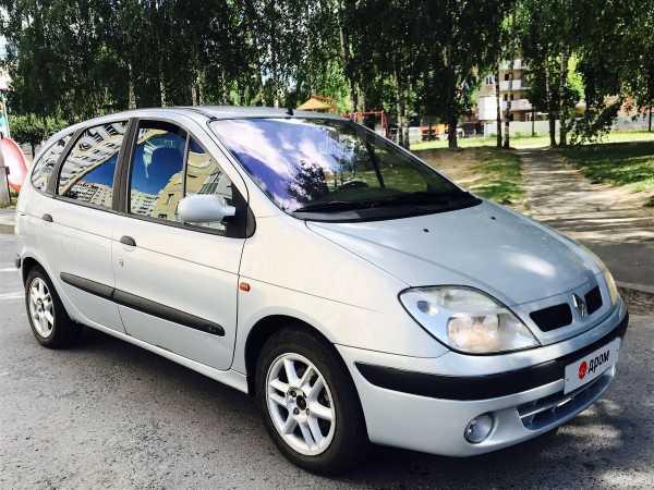Renault Scenic, 2001 год, 165 000 руб.