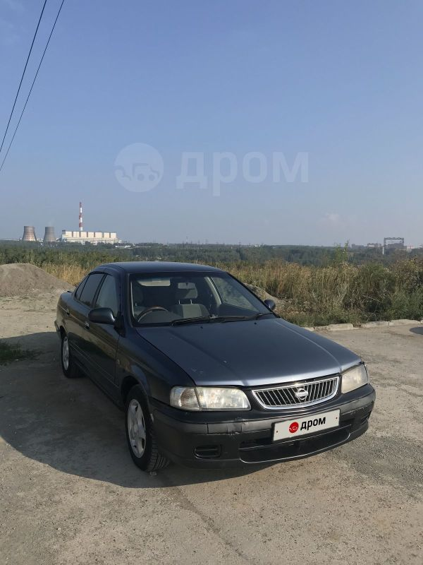 Nissan Sunny, 2000 год, 95 000 руб.