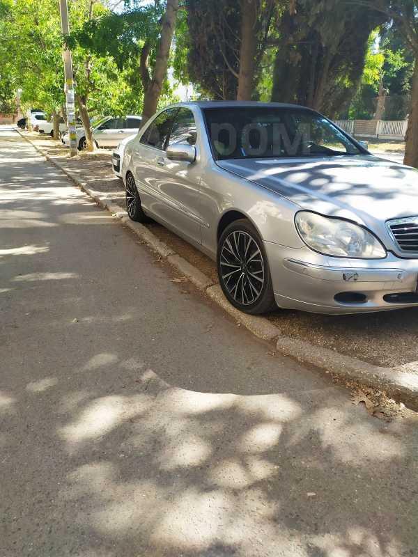 Mercedes-Benz S-Class, 1999 год, 350 000 руб.