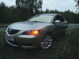 Дзержинск Mazda3 2004