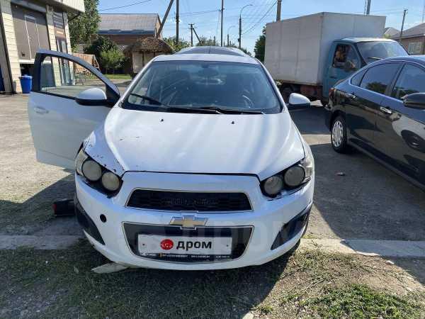 Chevrolet Aveo, 2012 год, 235 000 руб.
