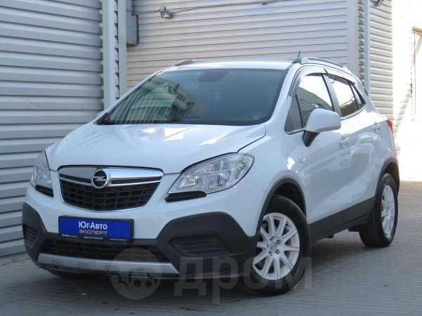 Opel Mokka, 2014 год, 651 800 руб.