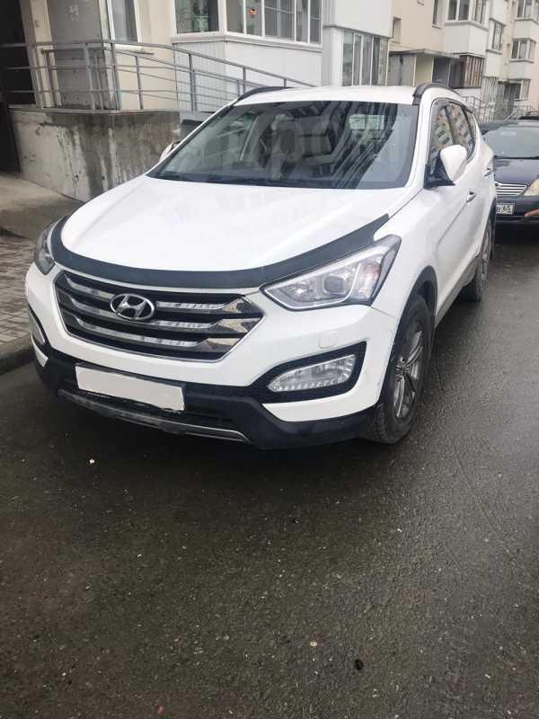 Hyundai Santa Fe, 2012 год, 940 000 руб.