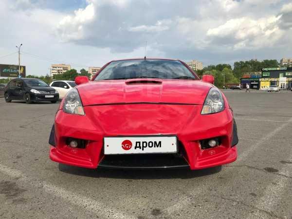 Toyota Celica, 2003 год, 470 000 руб.