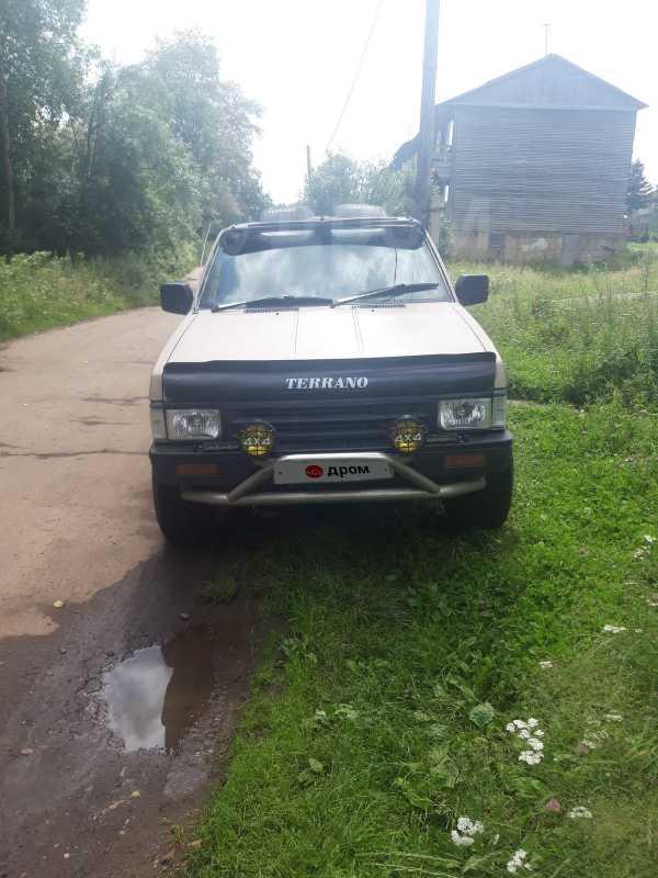 Nissan Terrano, 1991 год, 290 000 руб.