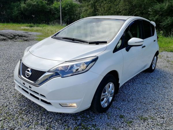 Nissan Note, 2017 год, 553 000 руб.
