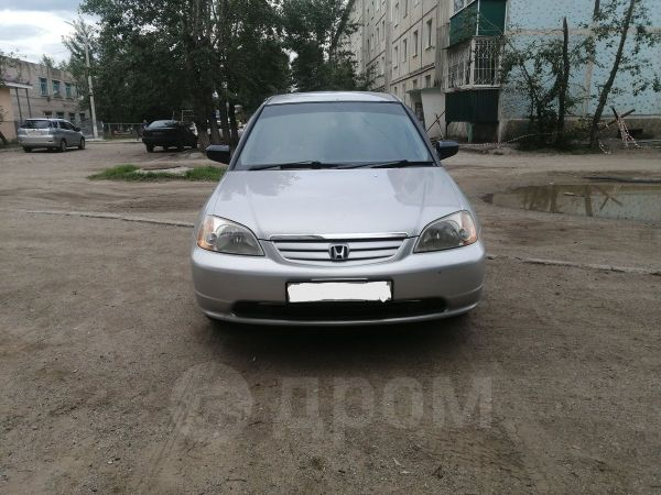 Honda Civic Ferio, 2002 год, 280 000 руб.