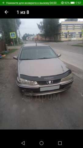 Усть-Чарышская Пристань 406 2002