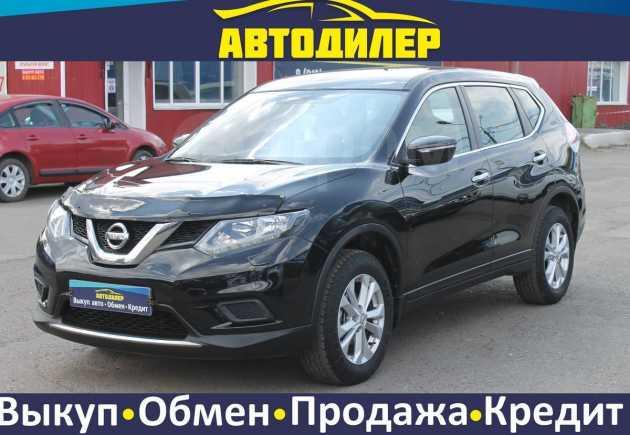 Nissan X-Trail, 2016 год, 1 260 000 руб.
