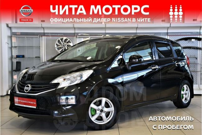 Nissan Note, 2014 год, 529 000 руб.