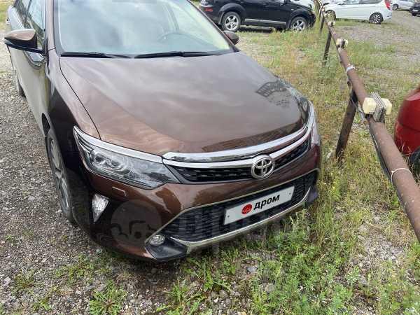 Toyota Camry, 2017 год, 1 560 000 руб.