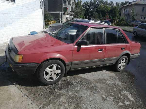 Mazda 323, 1988 год, 40 000 руб.