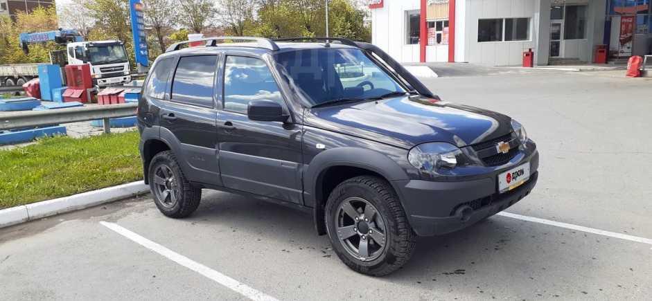 Chevrolet Niva, 2019 год, 770 000 руб.