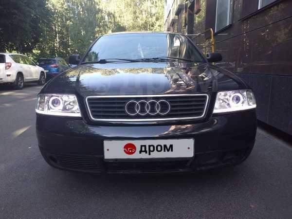Audi A6, 2001 год, 340 000 руб.