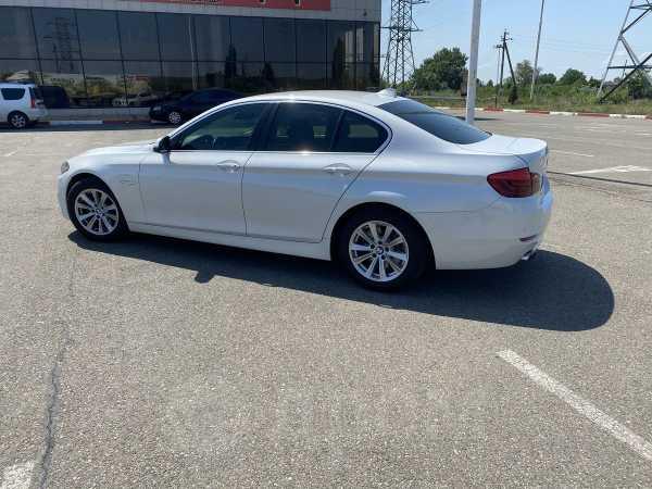 BMW 5-Series, 2016 год, 1 300 000 руб.