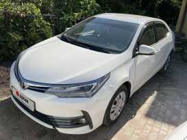 Воронеж Corolla 2016