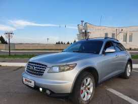 Кызыл FX35 2005