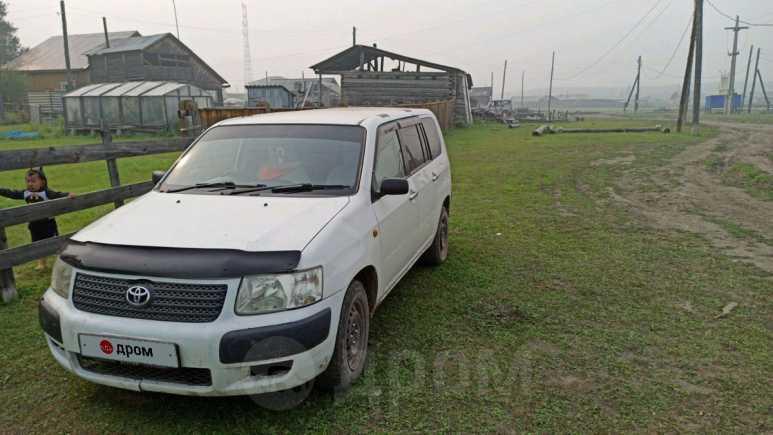 Toyota Succeed, 2005 год, 150 000 руб.