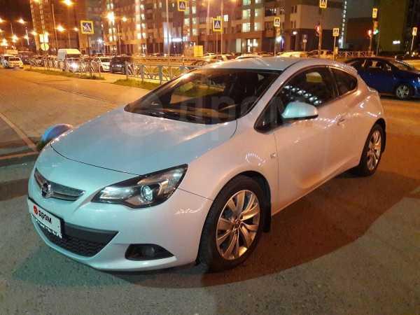 Opel Astra GTC, 2012 год, 480 000 руб.