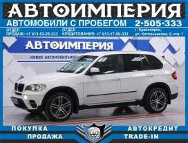 Красноярск BMW X5 2011