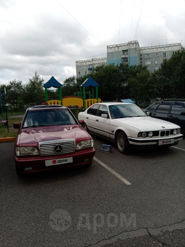 Mercedes-Benz 190, 1988 год, 230 000 руб.