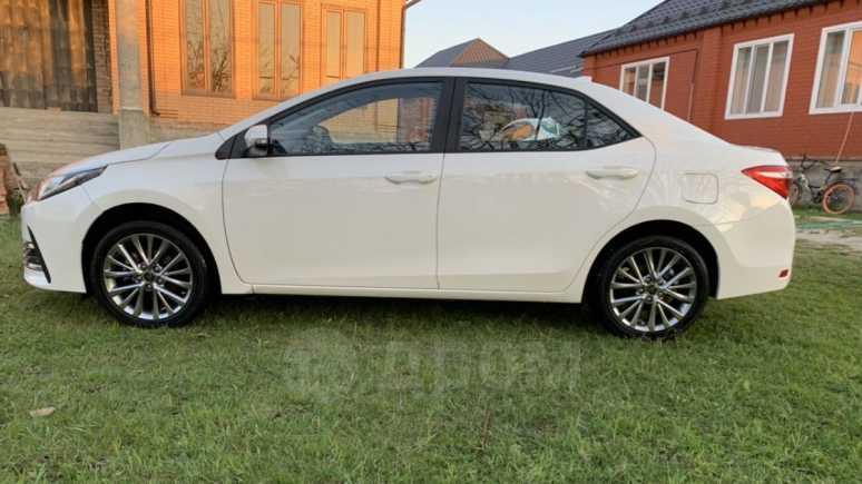 Toyota Corolla, 2017 год, 930 000 руб.