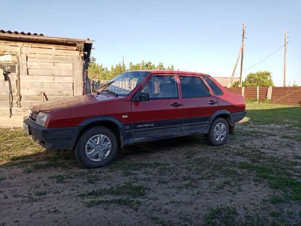 Лада 21099, 1996 год, 55 000 руб.