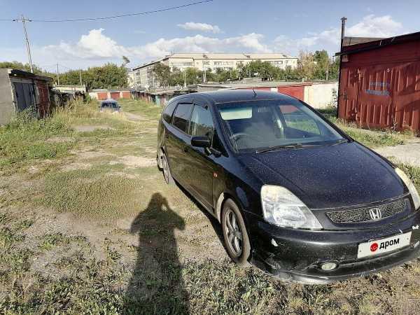 Honda Stream, 2002 год, 195 000 руб.
