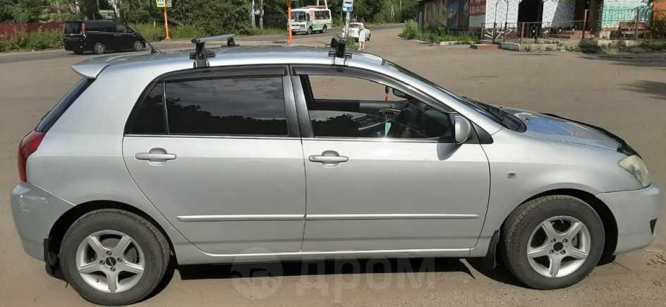 Toyota Allex, 2006 год, 400 000 руб.