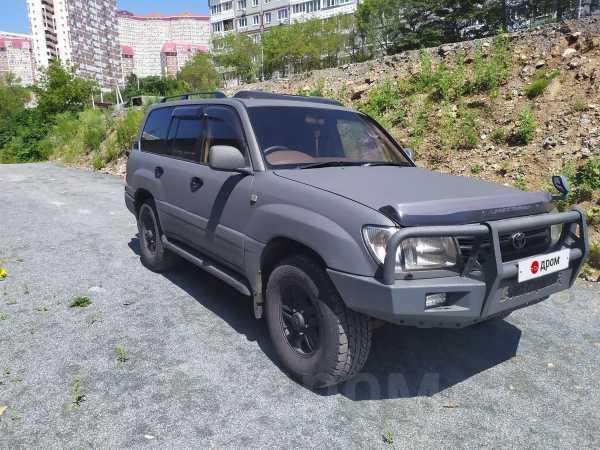 Toyota Land Cruiser, 1999 год, 1 035 000 руб.