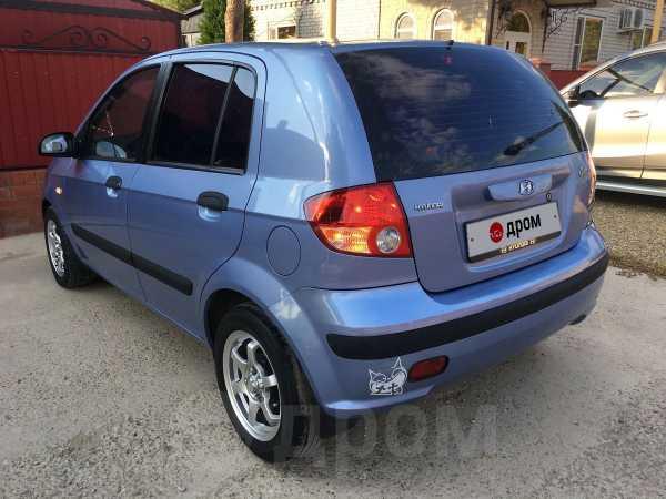 Hyundai Getz, 2003 год, 200 000 руб.