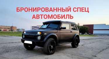 Красноярск 4x4 Бронто 2001