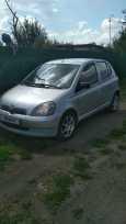 Toyota Yaris, 2001 год, 240 000 руб.