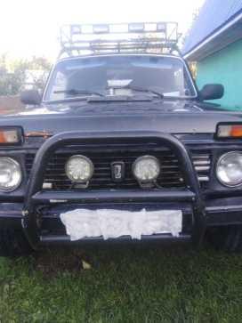 Явас 4x4 2121 Нива 2002