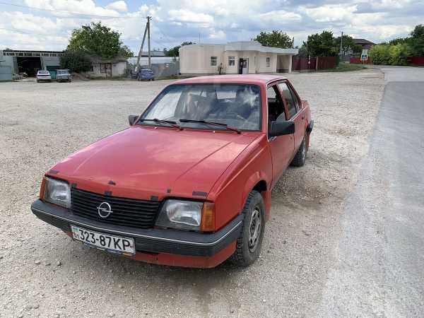 Opel Ascona, 1982 год, 30 000 руб.