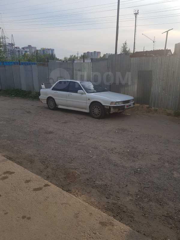 Mitsubishi Galant, 1988 год, 45 000 руб.