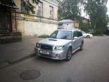 Нижний Новгород Forester 2002