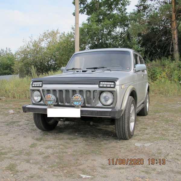 Лада 4x4 2121 Нива, 1998 год, 190 000 руб.