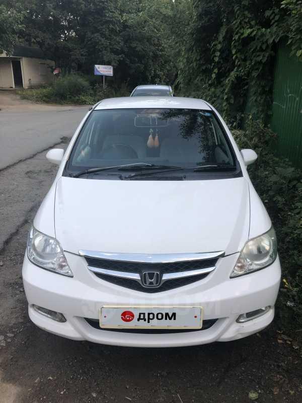 Honda Fit Aria, 2007 год, 280 000 руб.