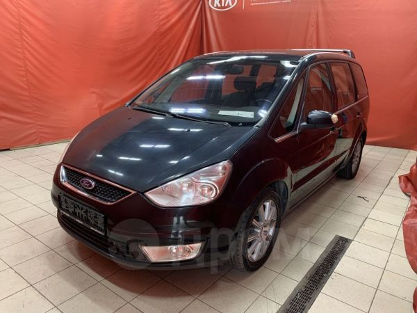 Ford Galaxy, 2008 год, 629 000 руб.