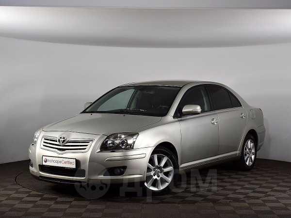 Toyota Avensis, 2008 год, 465 000 руб.