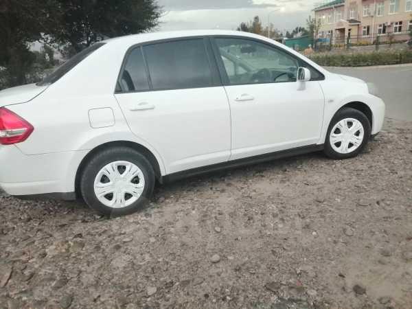 Nissan Tiida Latio, 2009 год, 375 000 руб.