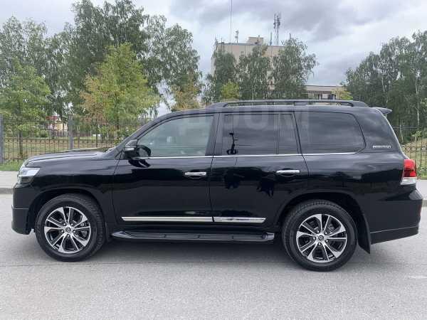 Toyota Land Cruiser, 2019 год, 5 820 000 руб.
