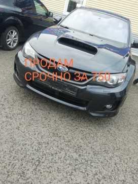 Прокопьевск Impreza WRX STI
