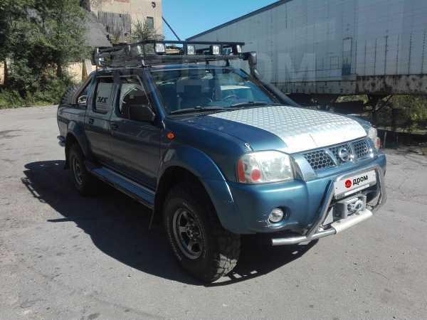 Nissan Frontier, 2002 год, 750 000 руб.
