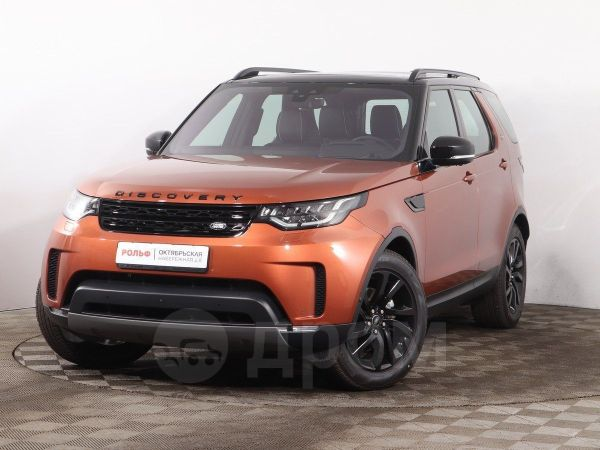 Land Rover Discovery, 2020 год, 7 457 000 руб.