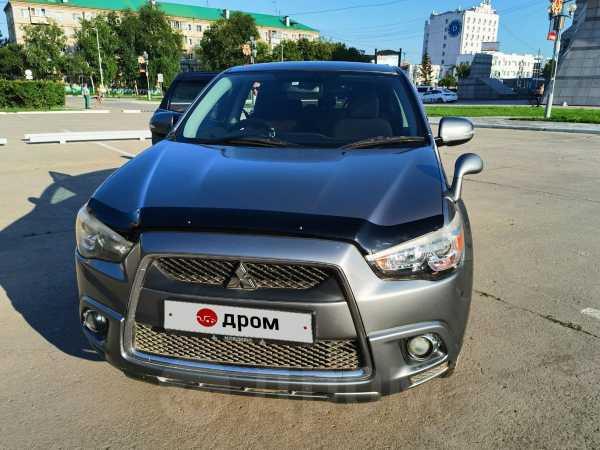 Mitsubishi RVR, 2011 год, 790 000 руб.
