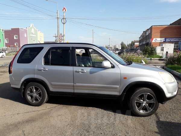 Honda CR-V, 2002 год, 430 000 руб.