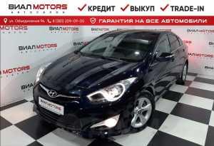 Новосибирск i40 2012