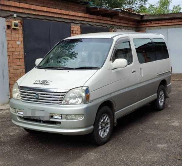 Toyota Regius, 2000 год, 595 000 руб.